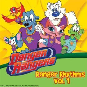 Danger_Rangers-Volume_One