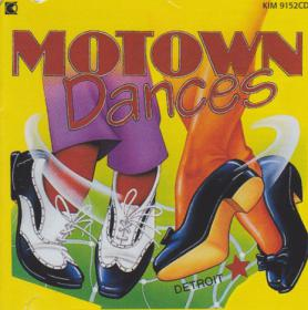 Kimbo_Various-Motown_Dances